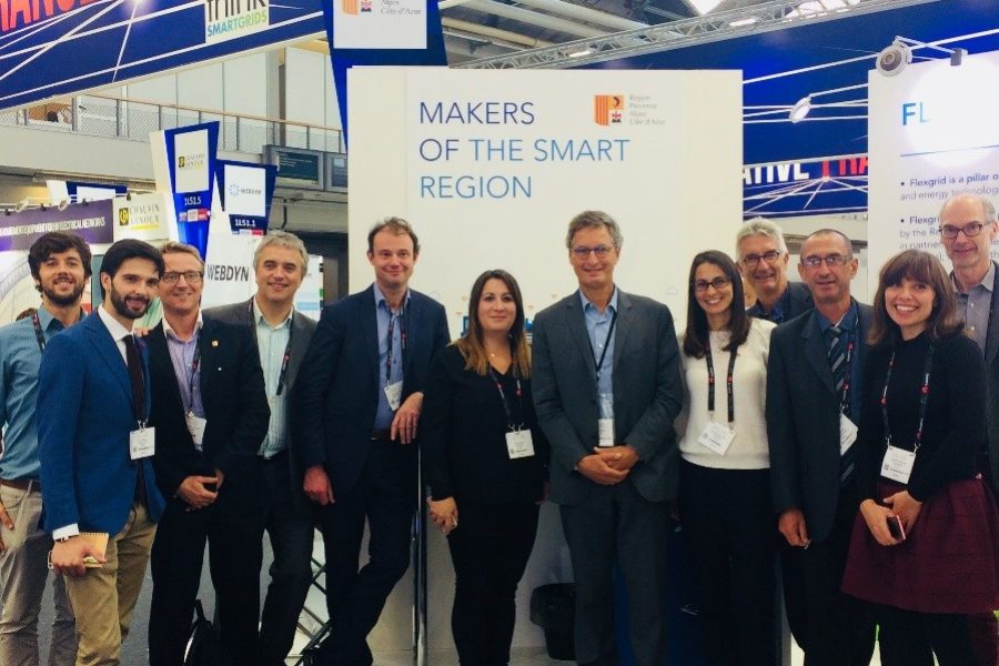 International : L'Alliance FLEXGRID en action sur le salon EUW 2017