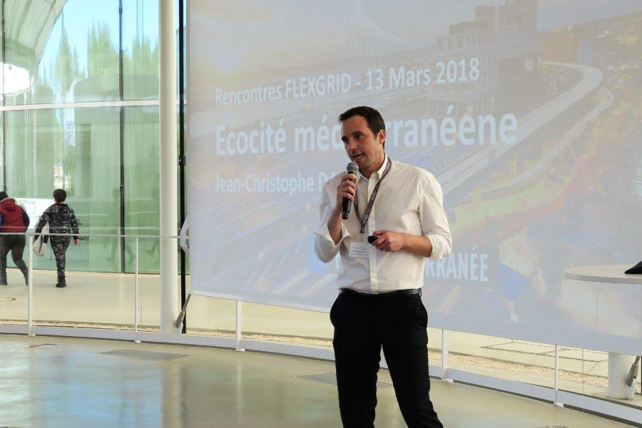 Des Smart Grids pour les projets urbains d'Euroméditerranée