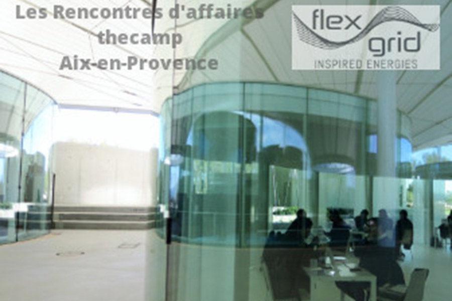 Les rencontres d'affaires FLEXGRID