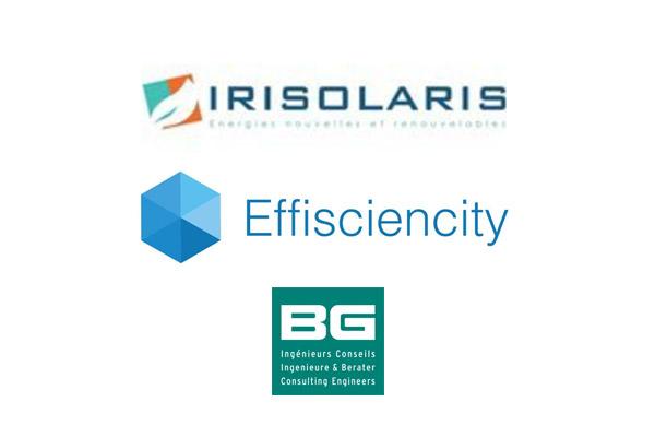 Groupement irisolaris/effisciencity/bg ingénieursconseils
