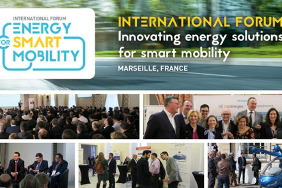 Le Forum Energy for Smart Mobility confirme sa place de rendez-vous incontournable pour les acteurs de l'énergie et de la smart mobilité