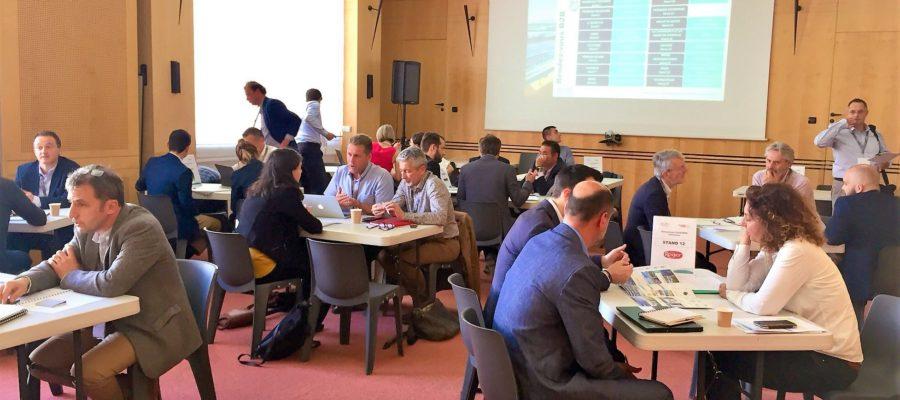 Succès des Rencontres FLEXGRID : 200 RDV d'affaires entre industriels et entreprises Smart Energy