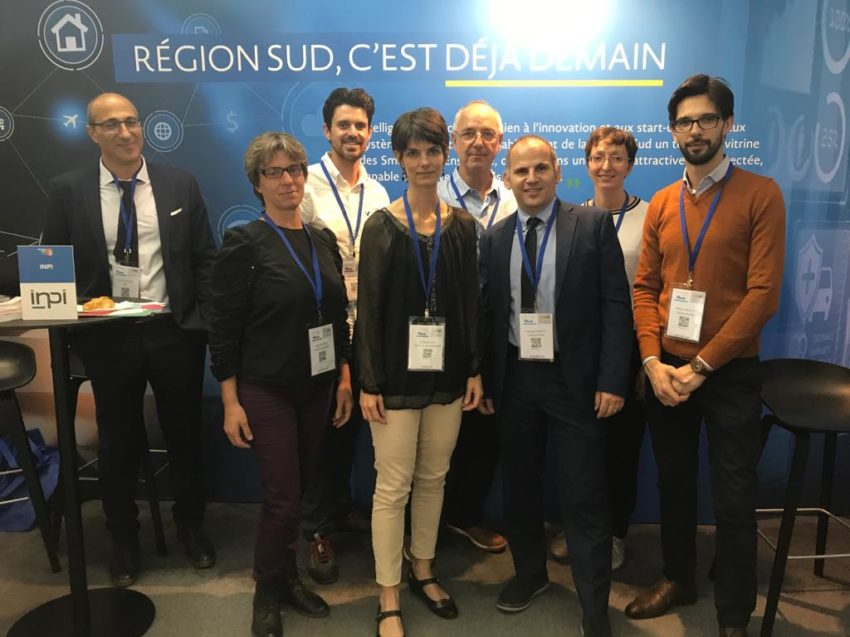 Stand Region SUD Innovative City