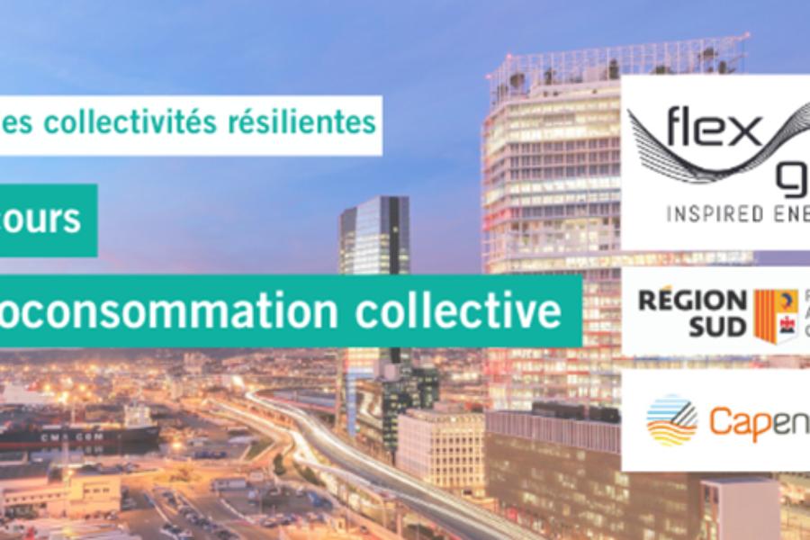 Vers des Collectivités Résilientes : Parcours Autoconsommation collective PV